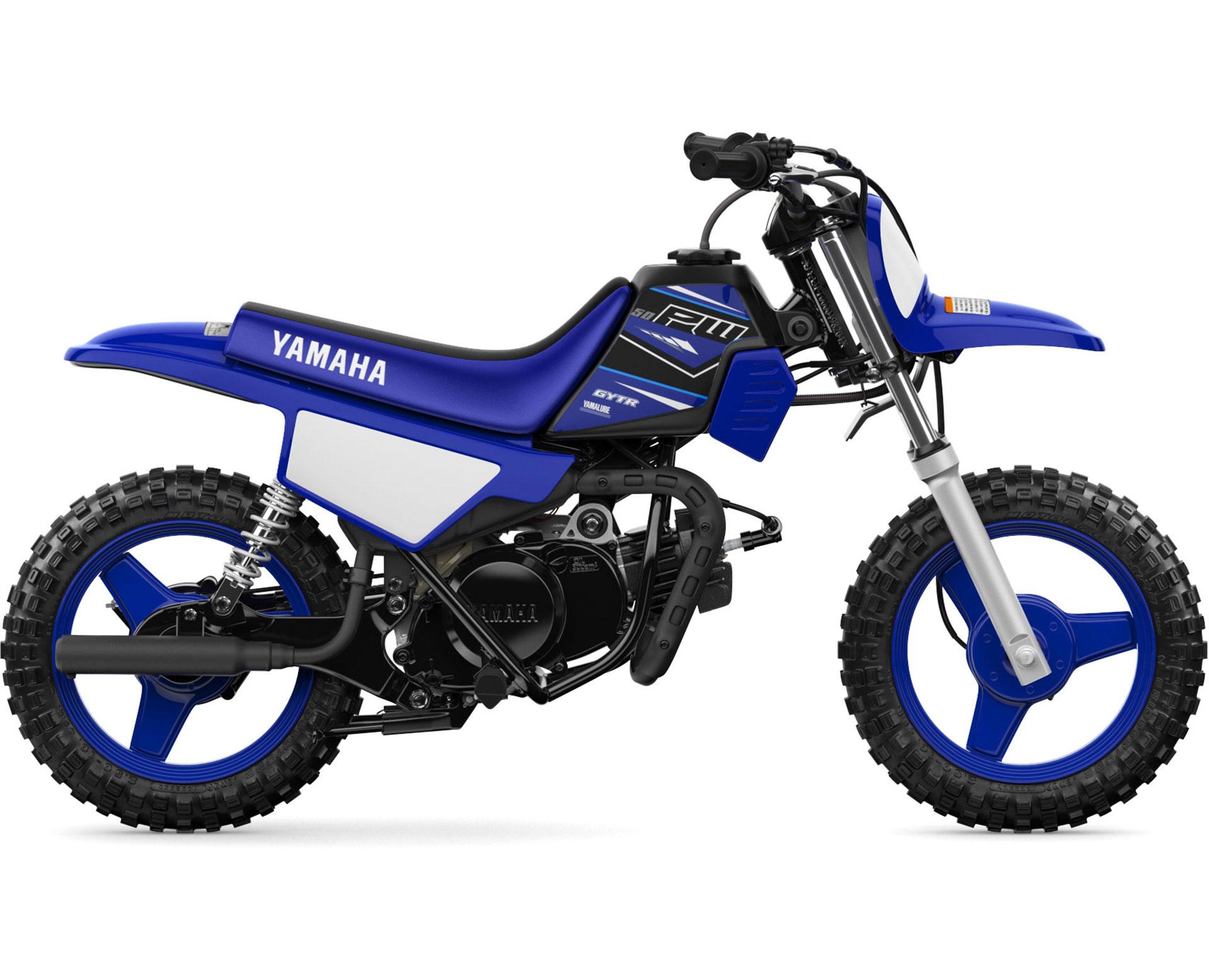Yamaha PW50  À 2 TEMPS 2021