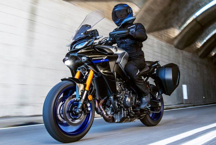 Choix de l'équipe: Tracer 9 GT 2021 de Yamaha